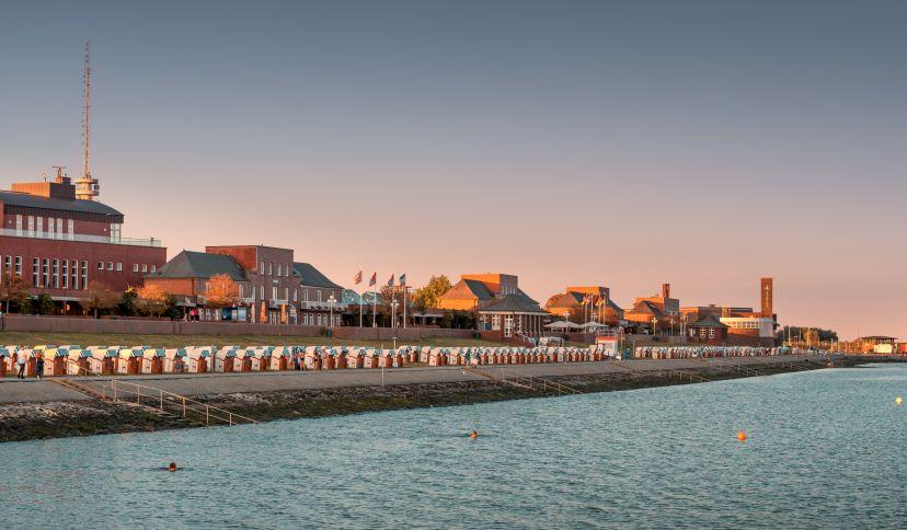 Südstrand Wilhelmshaven, © Rainer Ganske