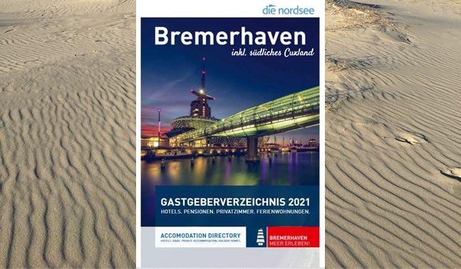 Gastgeberverzeichnis Bremerhaven, © Erlebnis Bremerhaven