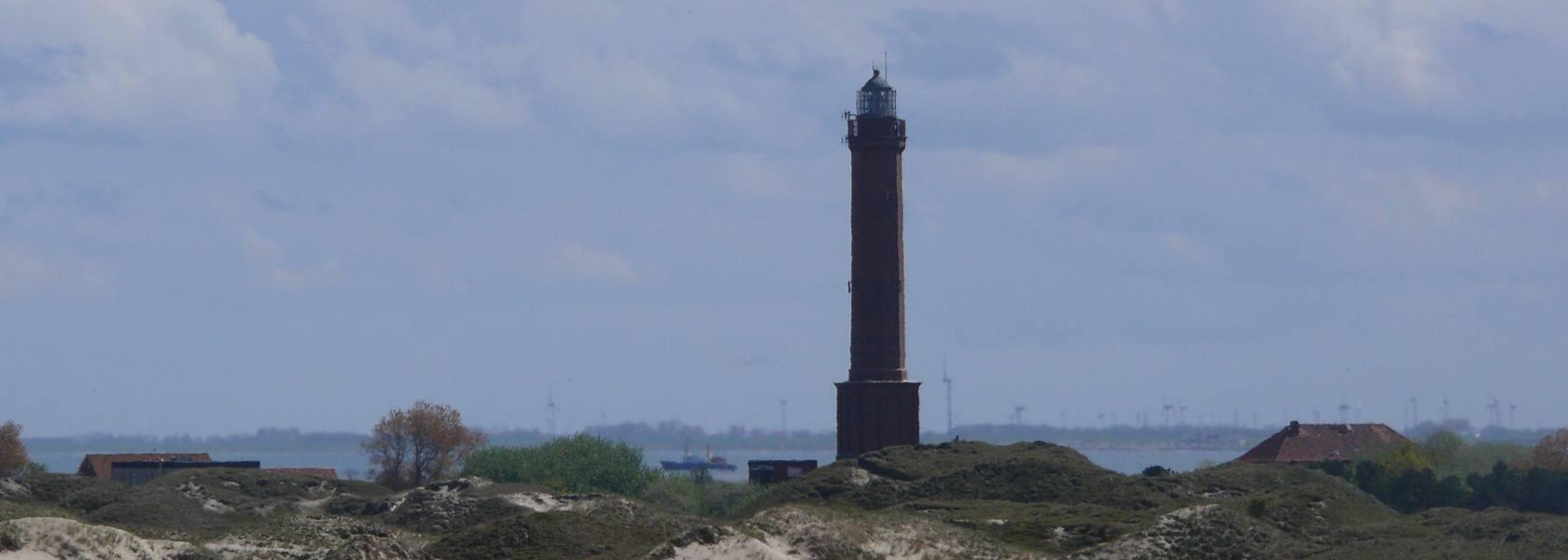 Leuchtturm Norderney, © Die Nordsee GmbH, Katja Benke