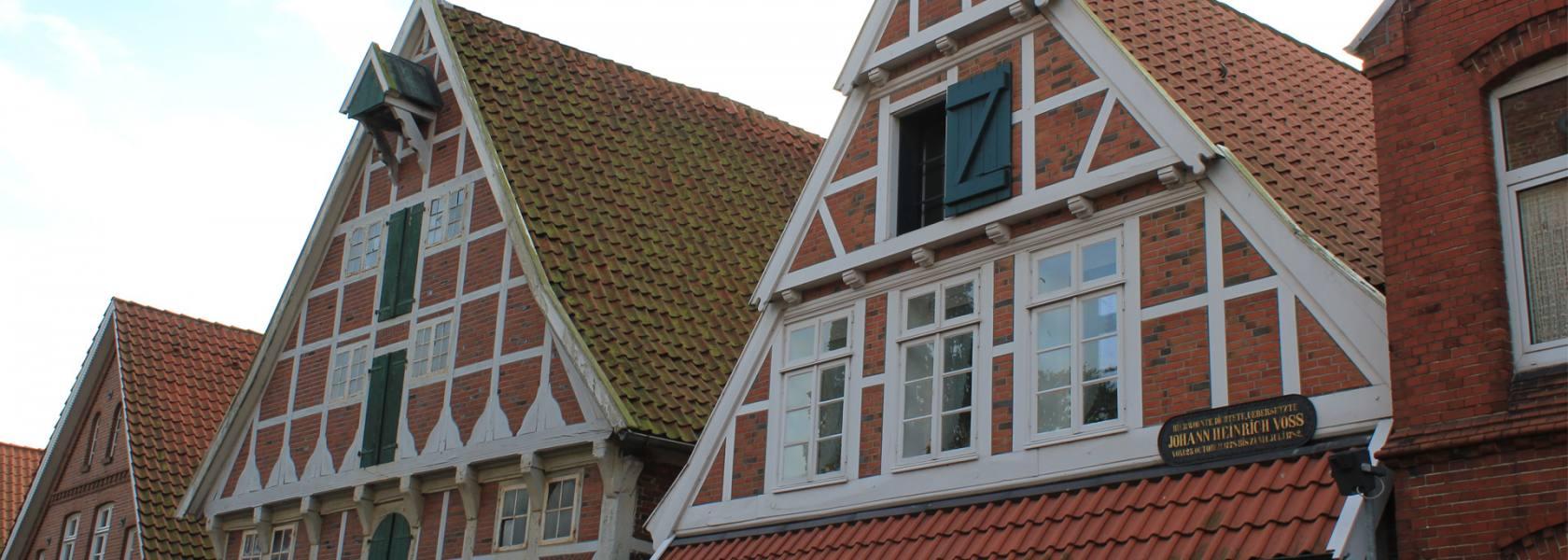 Altstadt von Otterndorf, © Die Nordsee GmbH, Katja Benke