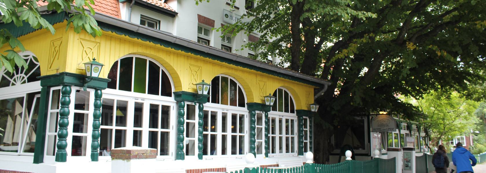 Hotel Spiekeroog, © Die Nordsee GmbH, Katja Benke