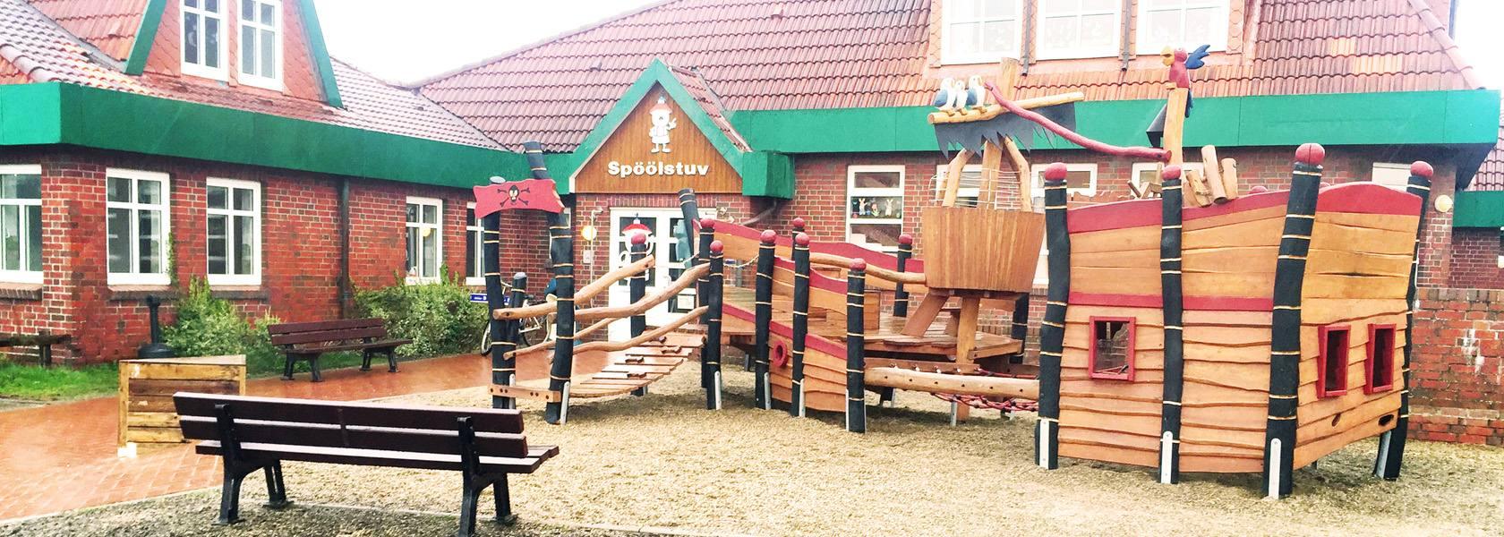 Spöölstuuv Langeoog, © Tourismus-Service Langeoog
