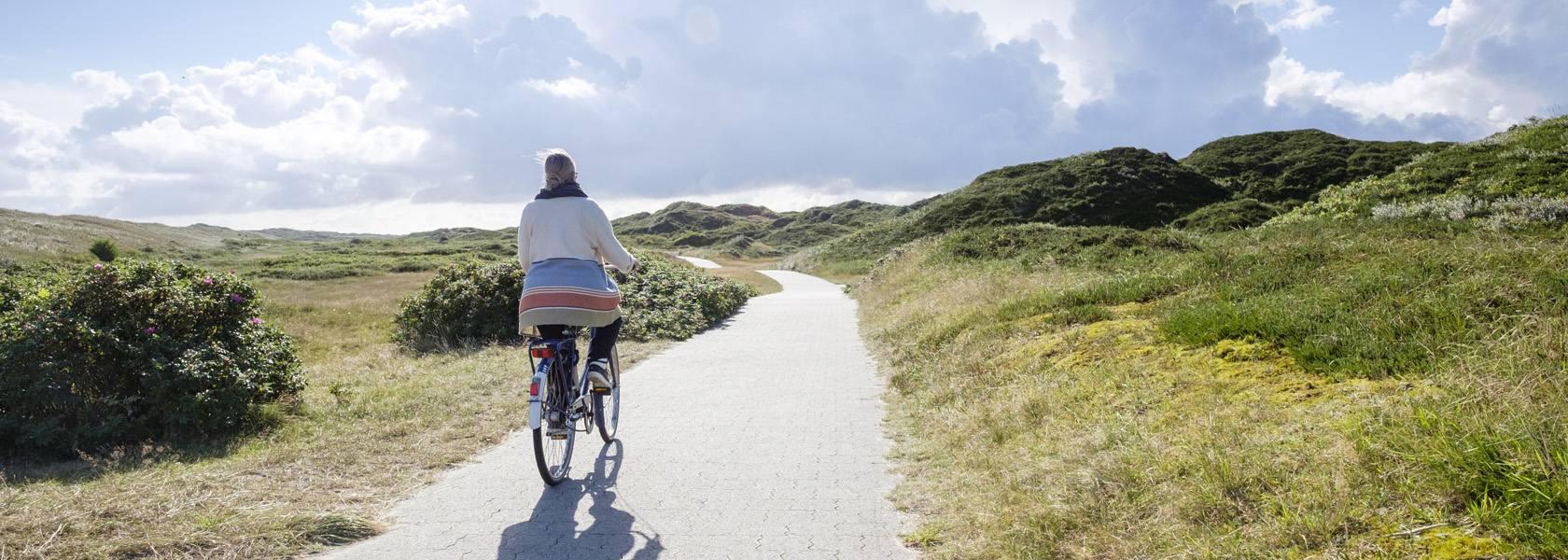 Fahrt zur Melkhörndüne, © Tourismus-Service Langeoog