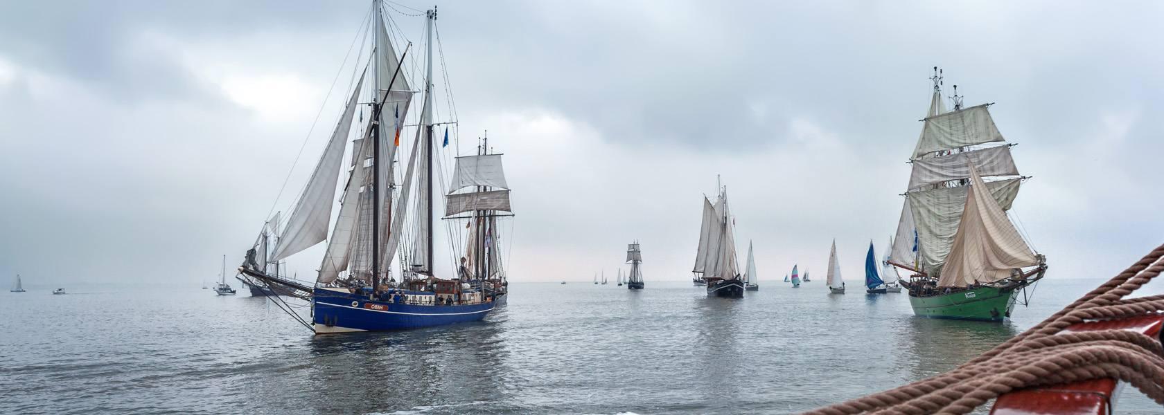 Wilhelmshaven Sailing-CUP, © Wilhelmshaven Touristik & Freizeit GmbH