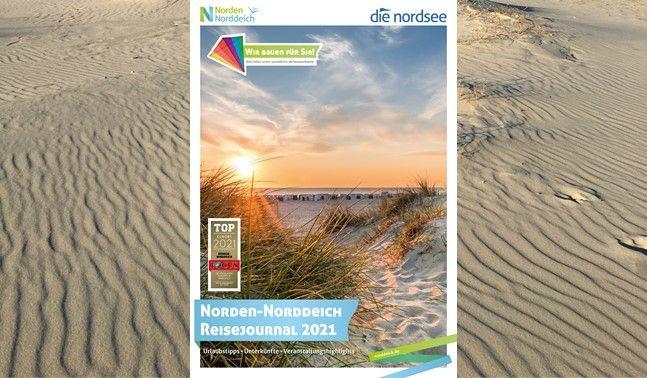 Gastgeberverzeichnis von Norden-Norddeich, © Wirtschaftsbetriebe der Stadt Norden GmbH