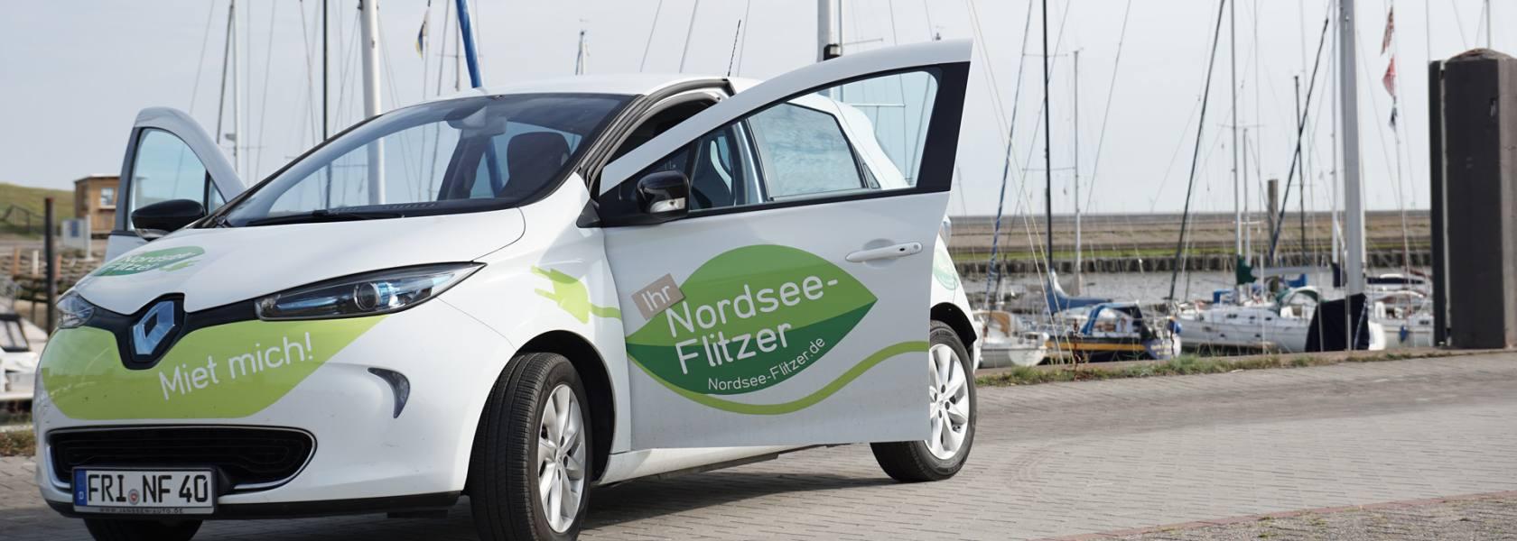 Der Nordsee-Flitzer in Dornumersiel, © Die Nordsee GmbH, Robin Schneider