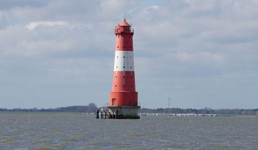 Arngaster Leuchtturm, © Kurverwaltung Nordseebad Dangast