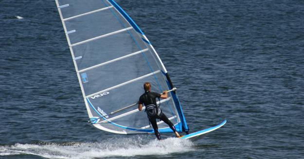 Windsurfer, © Fotolia, Jari Aherma