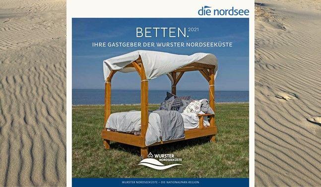 Gastgeberverzeichnis der Wurster Nordseeküste, © Kurverwaltung Land Wursten
