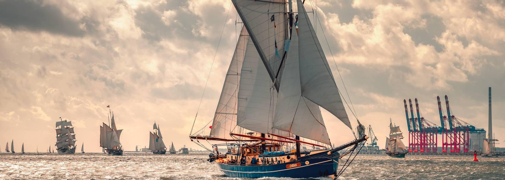 Sailing Cup WHV, © Rainer Ganske
