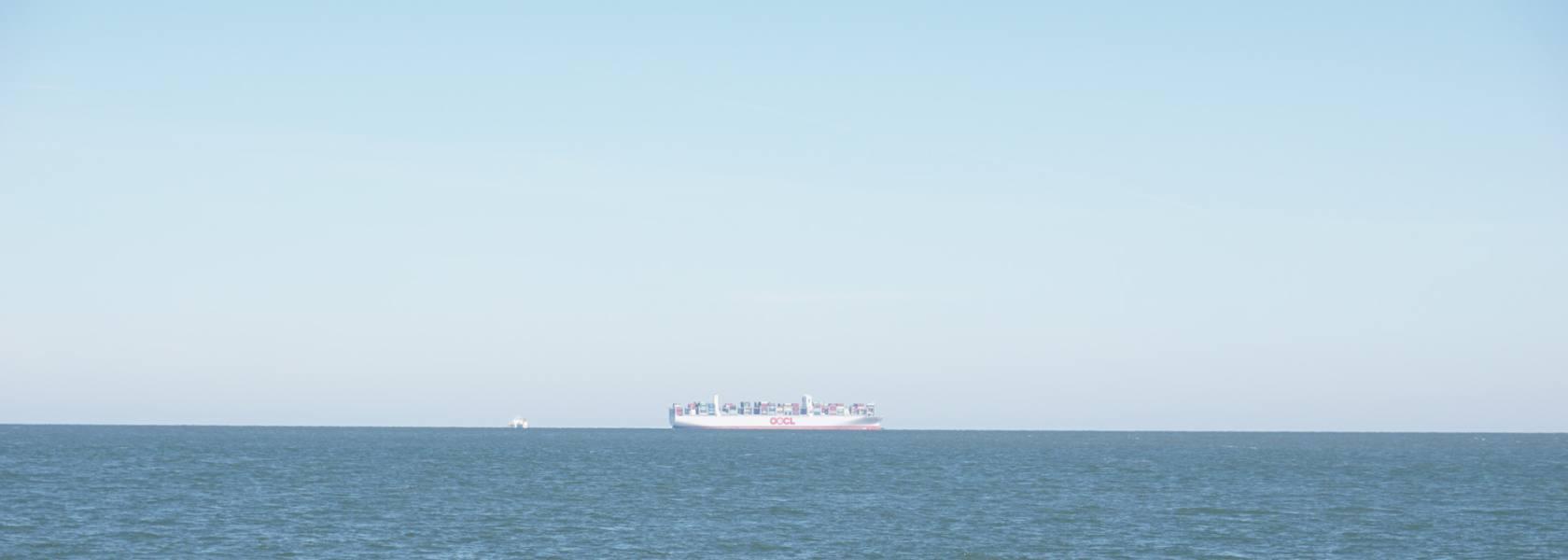 Schiffbeobachtung, © Die Nordsee GmbH, Karen Walterscheid