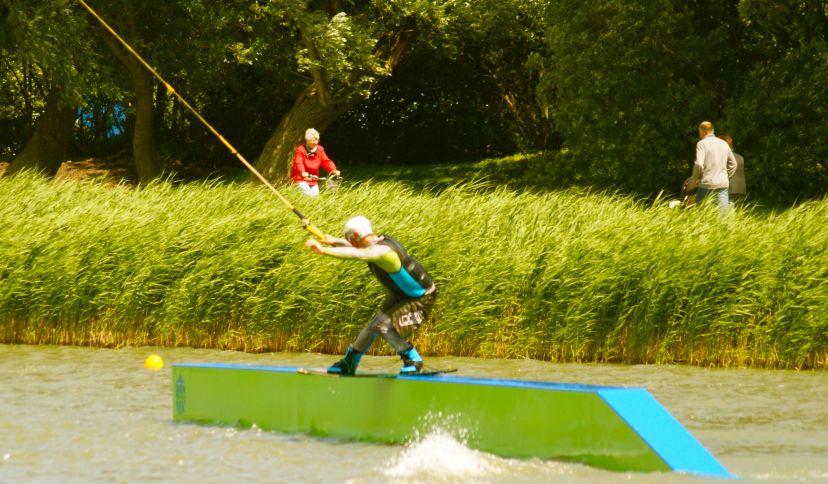 WakeGarden in Otterndorf, © Otterndorf Marketing GmbH