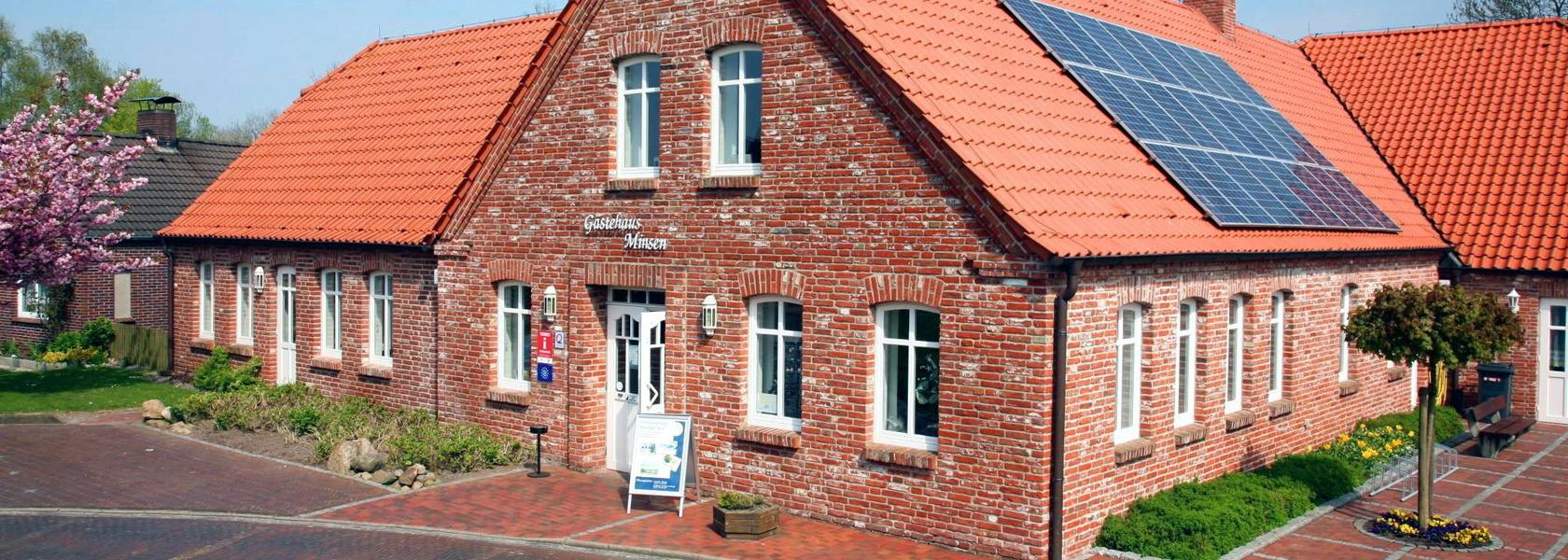 Nationalpark-Haus in Minsen, © Nationalpark-Verwaltung Niedersächsisches Wattenmeer, Ralf Sinning