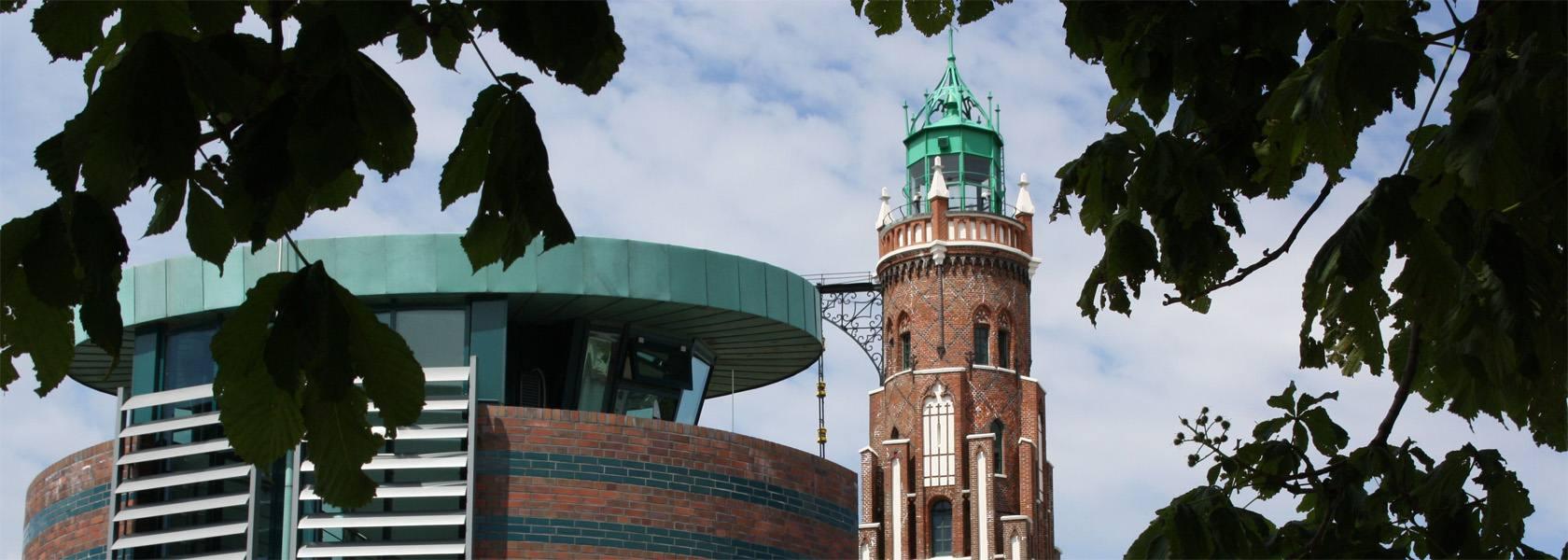 Simon Loschen Leuchtturm Bremerhaven, © Jens Wählken, Erlebnis Bremerhaven