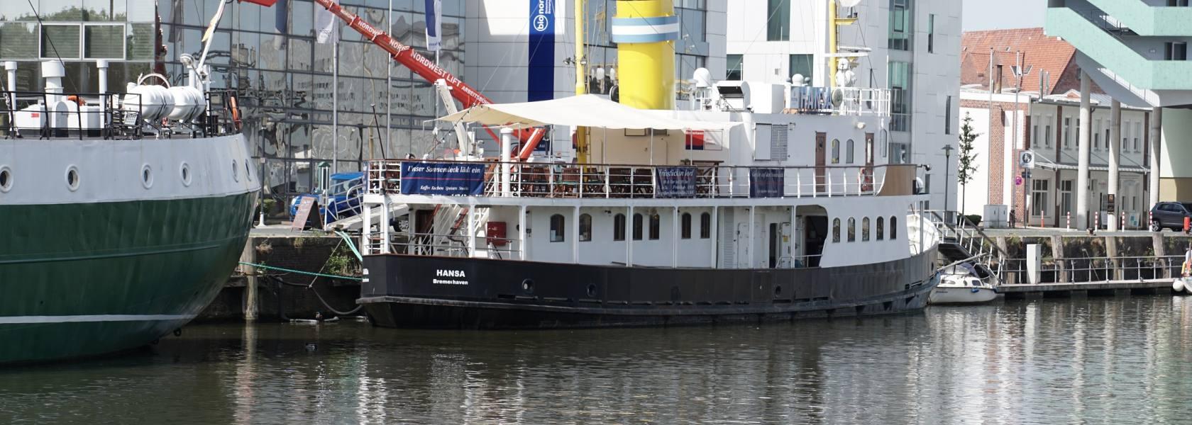 Hansa Bremerhaven, © Die Nordsee GmbH