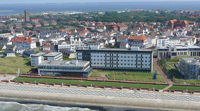 Klinik Norderney der Deutschen Rentenversicherung Westfalen, © Klinik Norderney