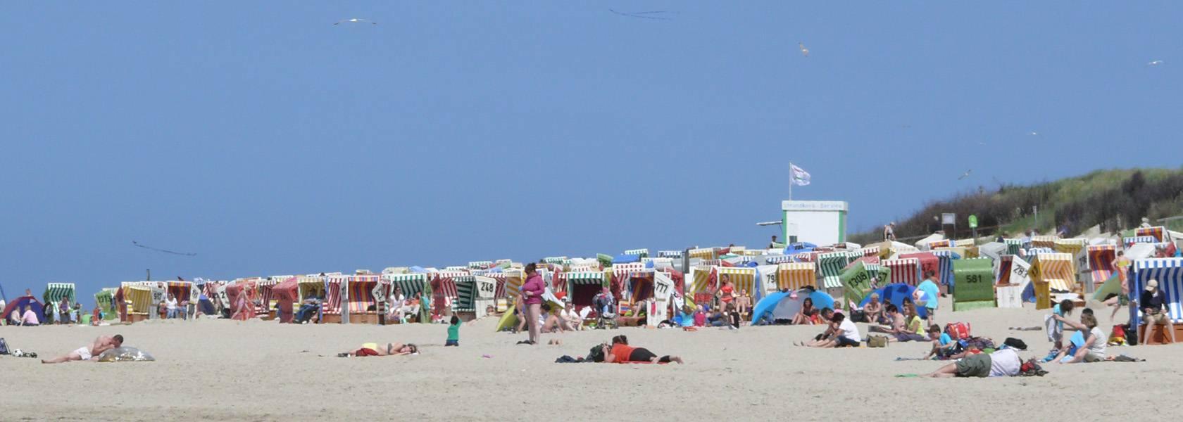 Strand Langeoog, © Die Nordsee GmbH, Amke Behrends
