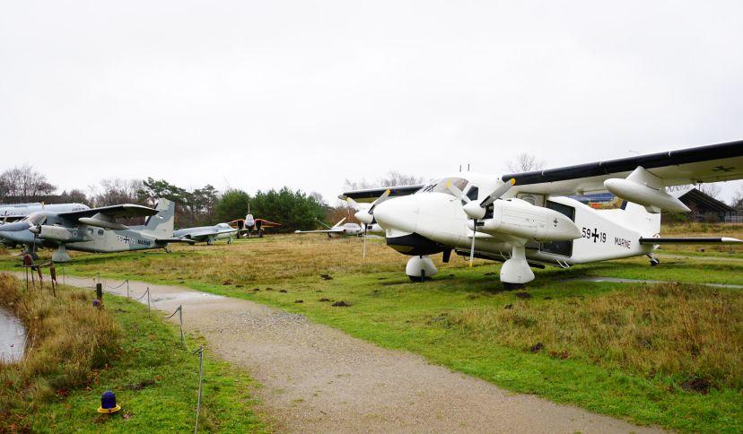 Aeronauticum in Nordholz, © Die Nordsee GmbH, Robin Schneider
