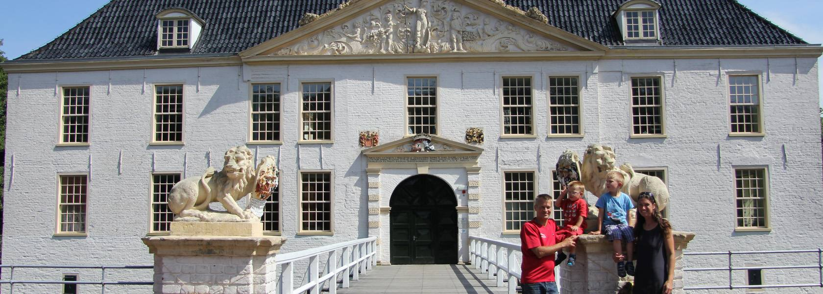 Wasserschloss in Dornum, © Tourismus GmbH Gemeinde Dornum