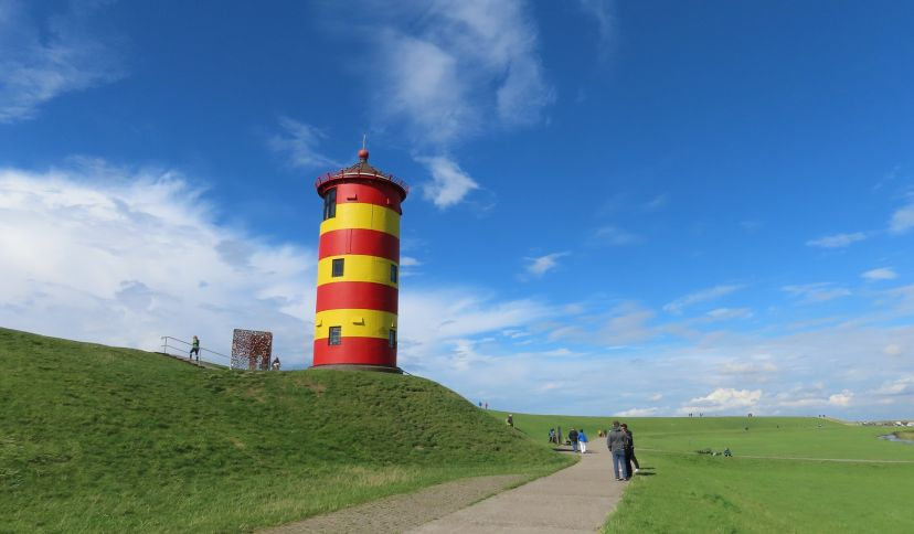 Pilsumer Leuchtturm, © Die Nordsee GmbH
