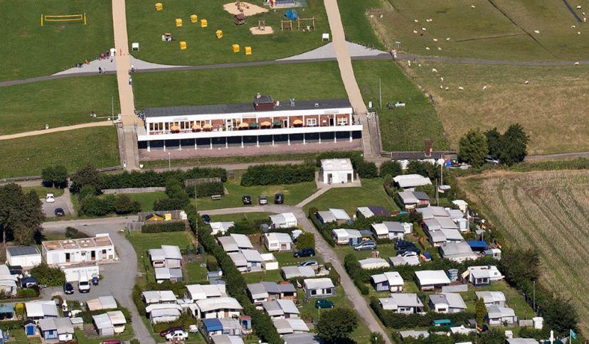 Campingplatz am Weltschifffahrtsweg, © Nordseeheilbad Cuxhaven GmbH