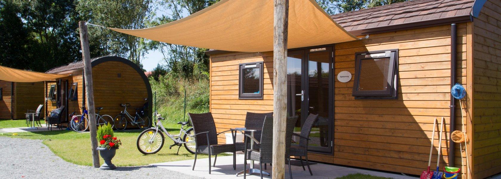 Nordsee-Wellen Außenansicht, © Nordsee-Camp Norddeich GmbH