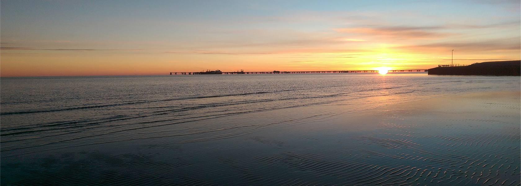 Strand von Hooksiel, © Die Nordsee GmbH, Birte Kreitz