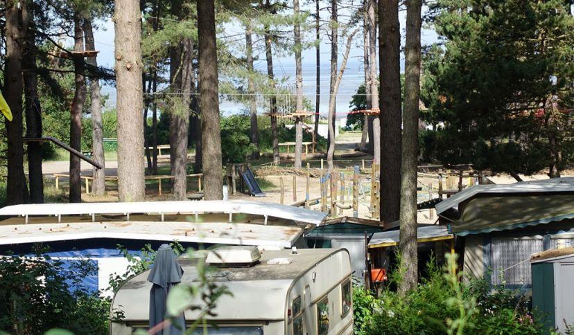 Campingplatz Wernerwald, © Nordseeheilbad Cuxhaven GmbH