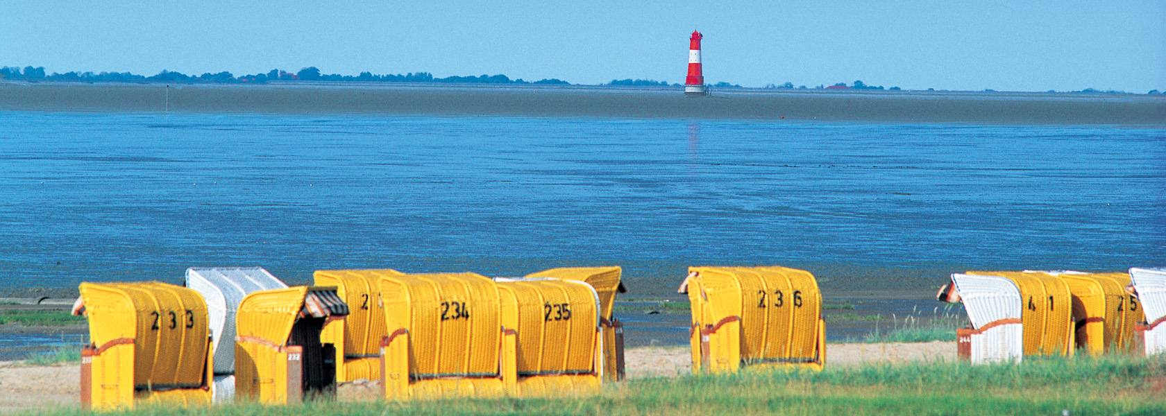 Strand Dangast, © Dirk Topel