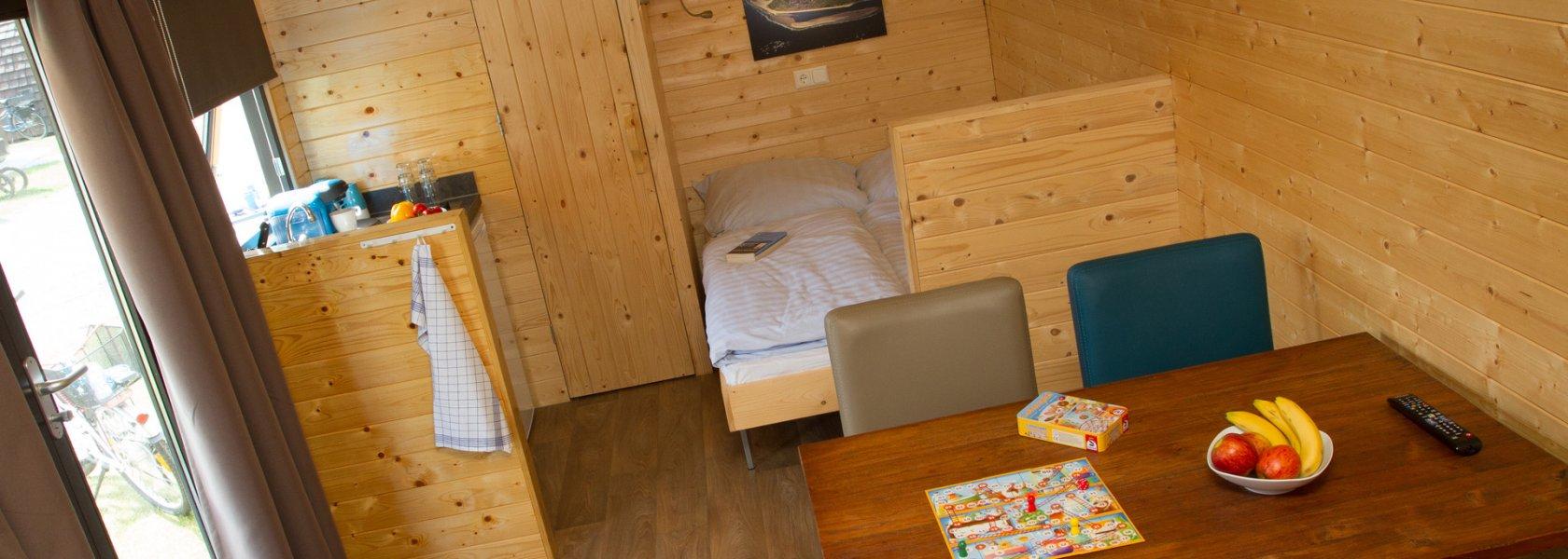 Innenansicht Nordsee-Wellen, © Nordsee-Camp Norddeich GmbH