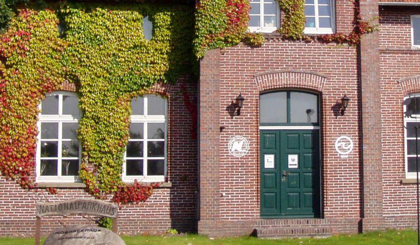 Nationalpark-Haus in Dangast, © Nationalparkverwaltung Niedersächsisches Wattenmeer, Lars Klein