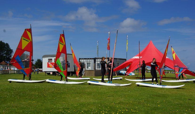 Windloop in Schillig, © Windloop Schillig