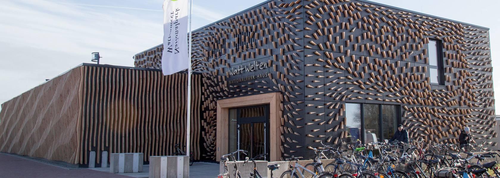 Wattenmeer-Besucherzentrum Norderney, © Watt Welten Norderney