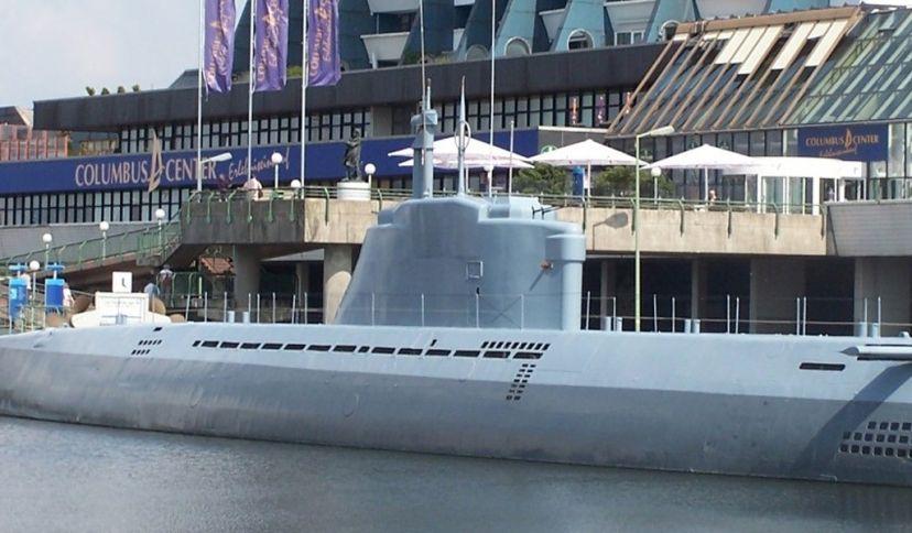 U-Boot Wilhelm Bauer, © Erlebnis Bremerhaven GmbH