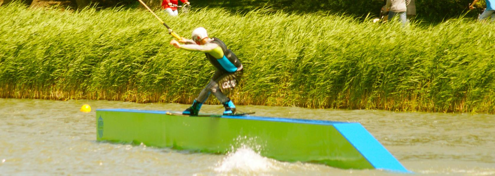 WakeGarden in Otterndorf, © Otterndorf Marketing GmbH