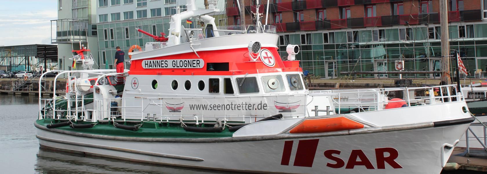 Seenotretter, © Die Nordsee GmbH, Katja Benke