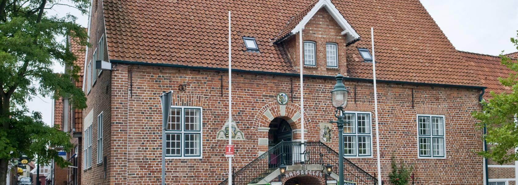 Rathaus Otterndorf, © Otterndorf Marketing GmbH