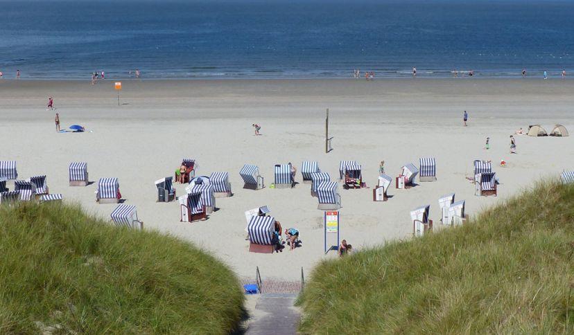 Strand auf Norderney, © Die Nordsee GmbH, Birte Kreitz