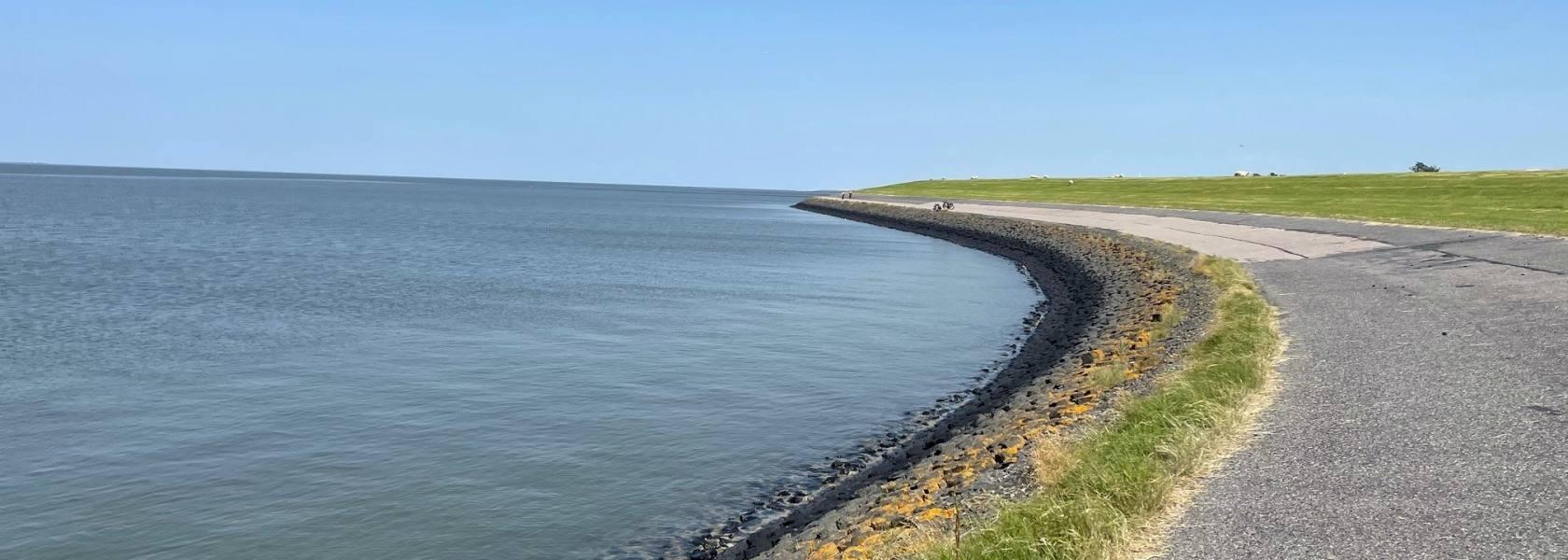 Nordseeküsten-Radweg, © Welttournee für Die Nordsee GmbH