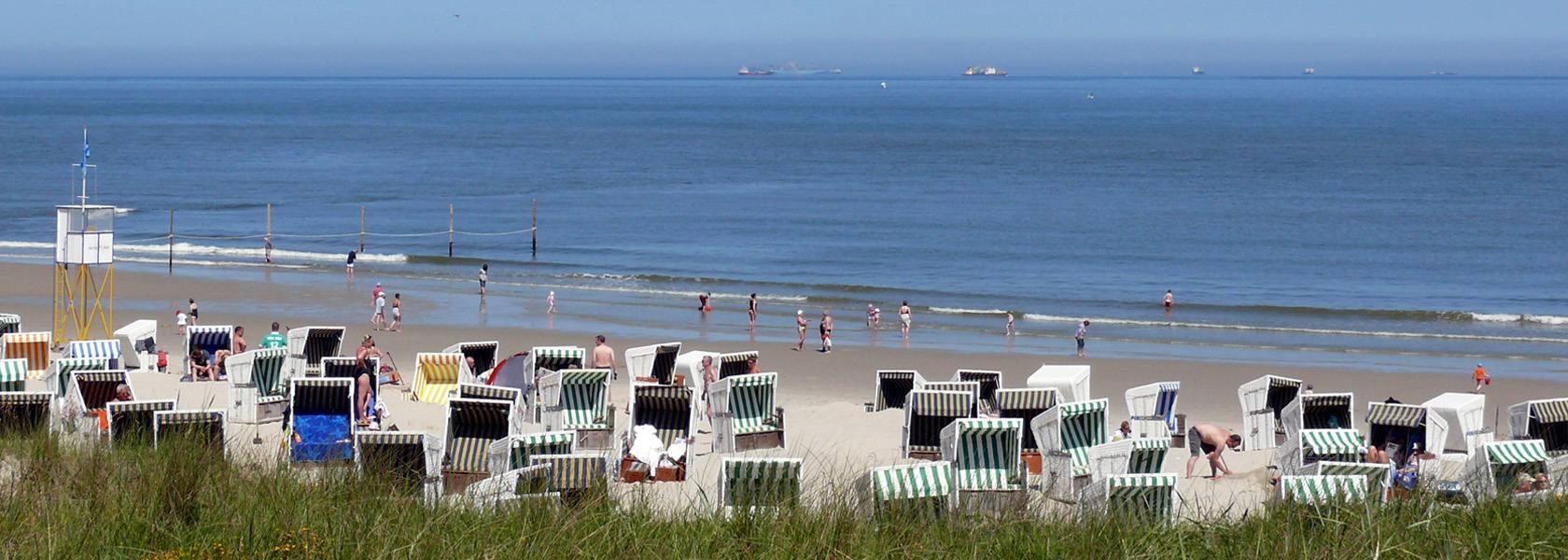 Strand auf Wangerooge, © Die Nordsee GmbH, Katja Benke