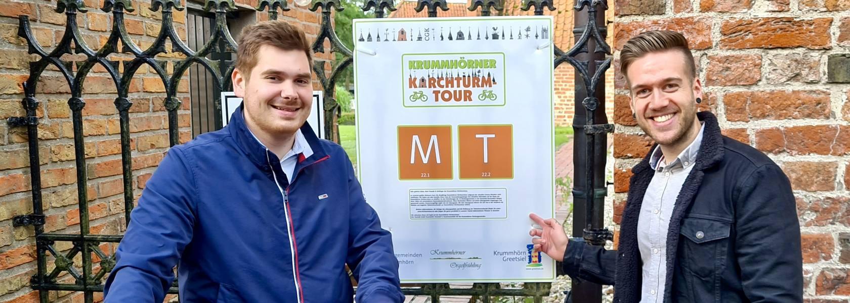 Kirchturm-Tour, © Touristik-GmbH Krummhörn-Greetsiel