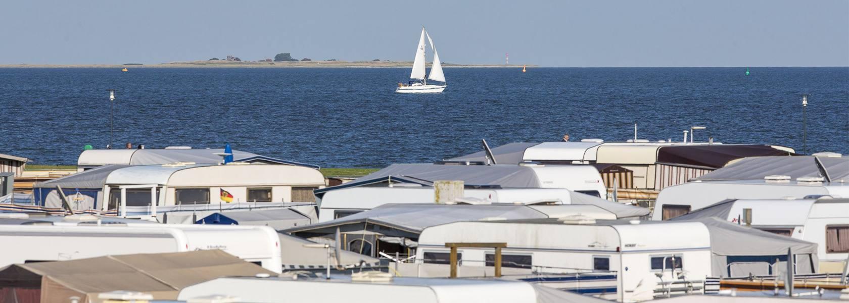 Nordseecamping Schillig, © Wangerland Touristik GmbH