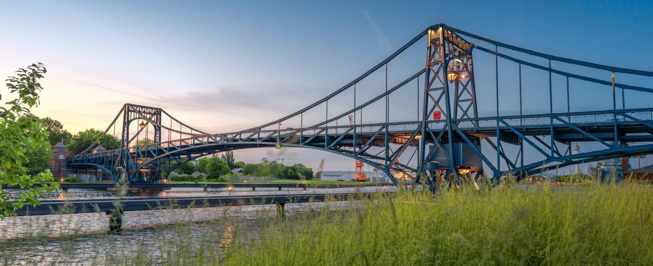 KW-Brücke, © Rainer Ganske