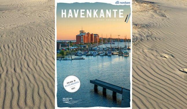 Gastgeberverzeichnis Wilhelmshaven, © Wilhelmshaven Touristik & Freizeit GmbH
