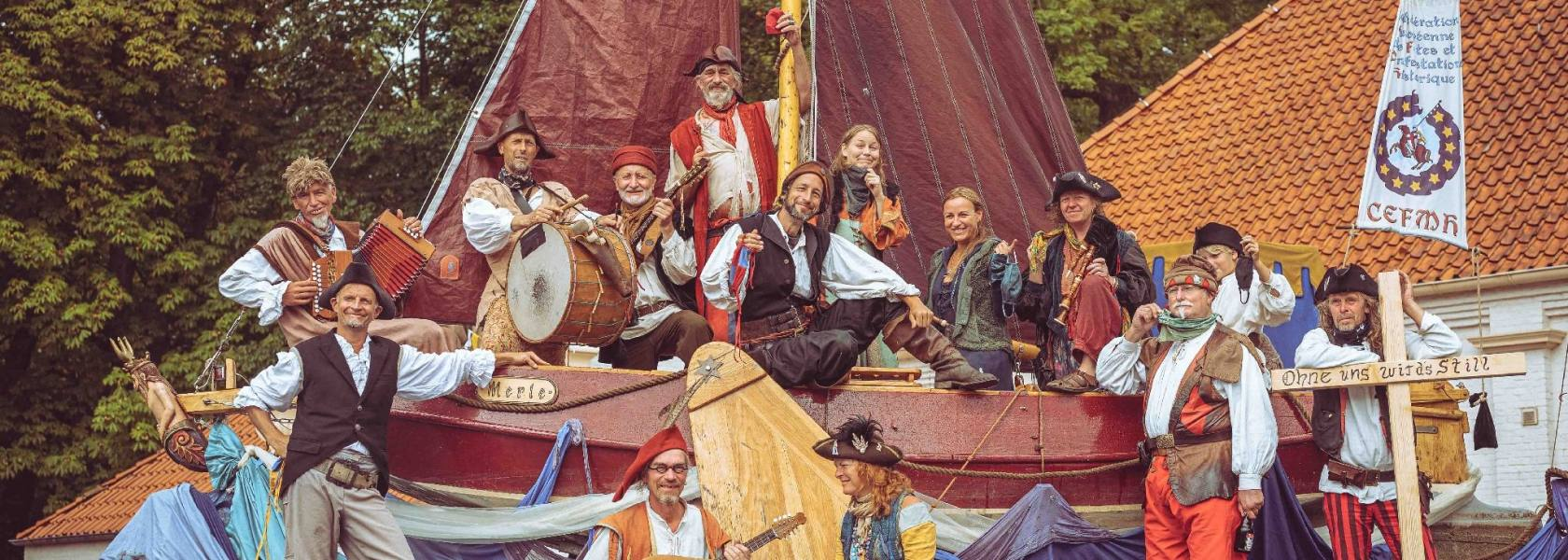 Ritterfest Dornum, © #twojport (Jonas Schmidt)