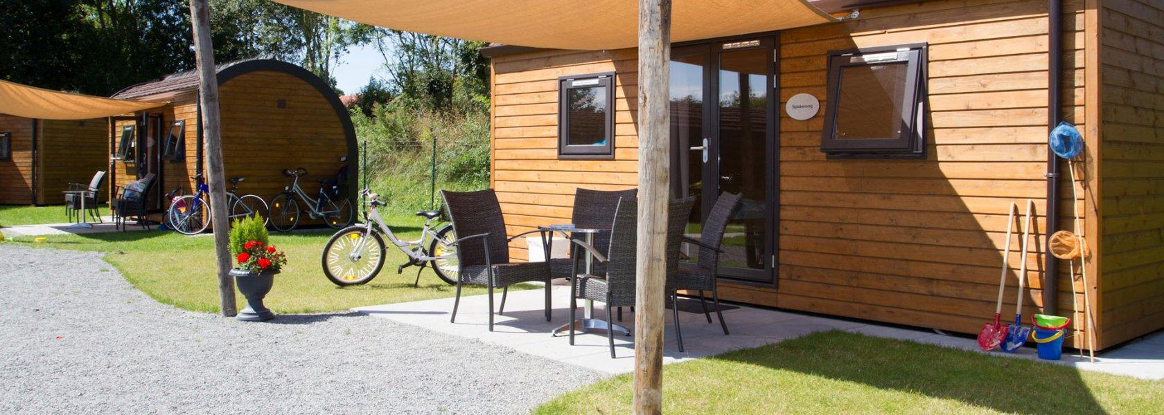 Nordsee-Wellen im Nordsee-Camp, © Nordsee-Camp Norddeich GmbH