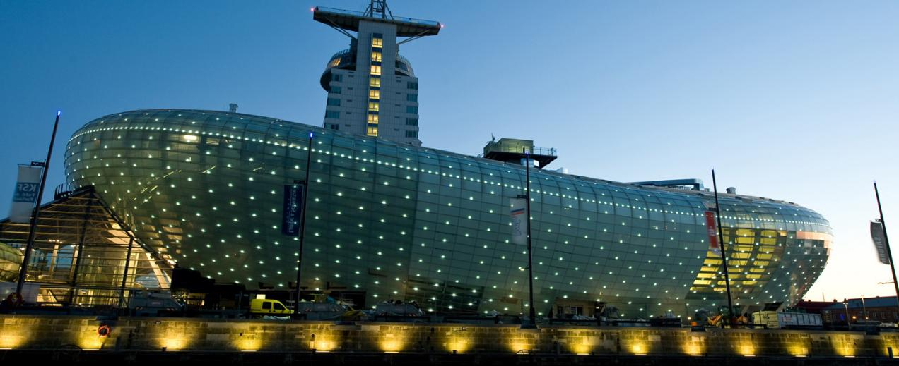 Klimahaus Bremerhaven, © Klimahaus® Bremerhaven 8° Ost