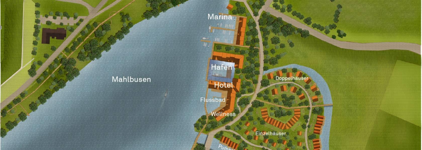 Mahlbusenprojekt, © Mahlbusen Projektentwicklungsgesellschaft mbH