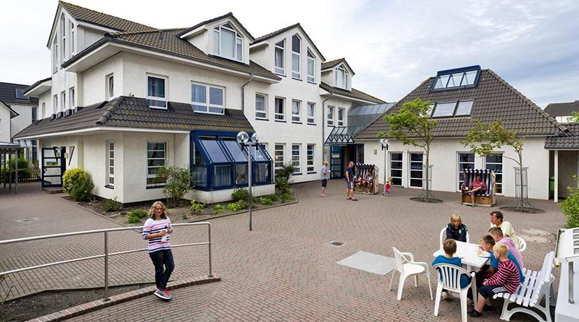 Die Fachklinik Thomas Morus auf Norderney, © Fachklinik Thomas Morus