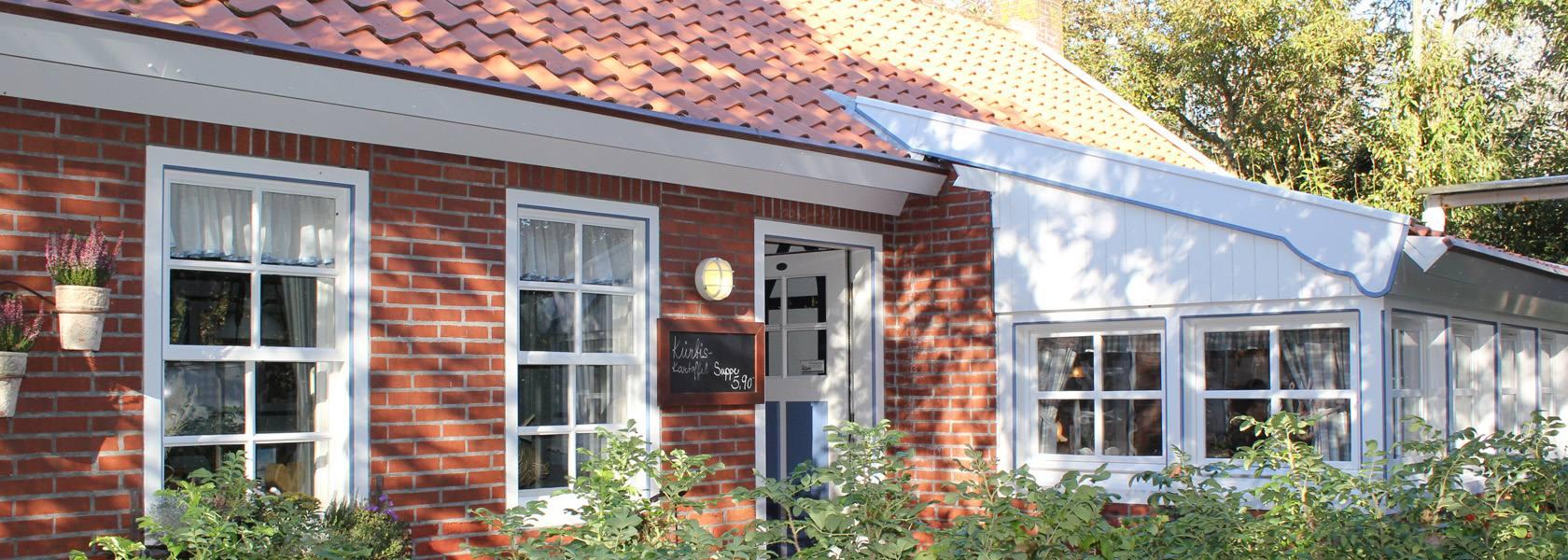 Lütje Teehuus Juist, © Die Nordsee GmbH, Katja Benke